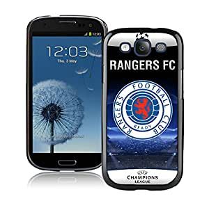 Popular Custom Designed Cover Case For Samsung Galaxy S3 I9300 With Glasgow Rangers Black Phone Case 1