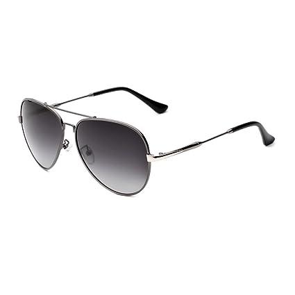 LIZHIQIANG Gafas De Sol Polarizadas Gafas De Sol Para Hombre Drivers Polarizadores De Espejo Espejos De