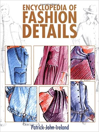 Book Encyclopaedia of Fashion Details