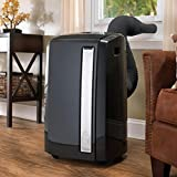 De'Longhi Pinguino- PACAN125HPE Portable Air Conditioner with Remote Control