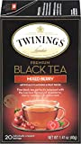 Best Twinings Teas - Twinings Flavored Black Tea, Mixed Berries, 20 Count Review