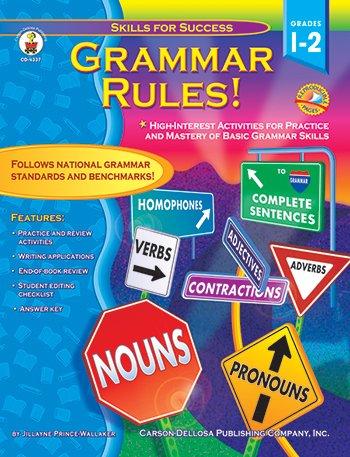 * GRAMMAR RULES GR 1-2 BASIC GRAMMAR (Basic Grammar Rules)