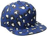 Image of Herschel Supply Co. Men's Whaler St Hat, Blue Leopard, One Size
