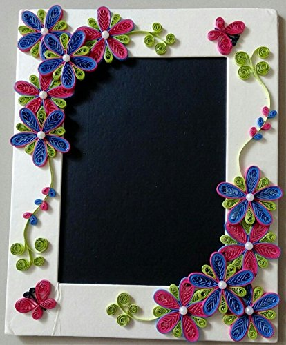 Buy Photo Frame With Paper Quilling Art Online at Low Prices in ...