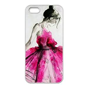 Customized case Of Watercolor Hard Case for iPhone 5,5S
