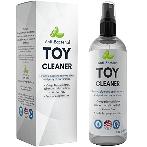 Erotic Cleaner Anti Bacterial Hygienic Disinfectant product image