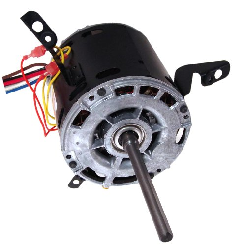 - A.O. Smith 9421V1A 1/2 HP, 1075 RPM, 2 Speed, 460 Volts1.51 Amps, 48 Frame, Sleeve Bearing Direct Drive Blower Motor