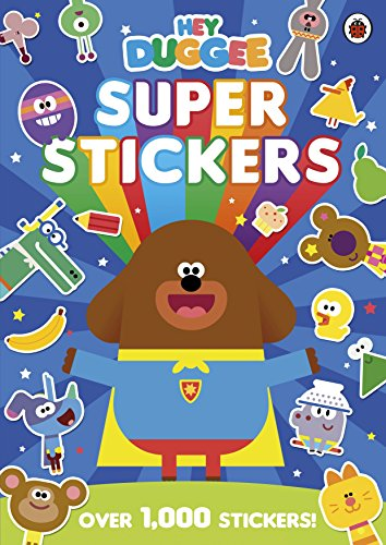 Hey Duggee: Super Stickers -
