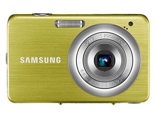 Samsung ST30 10 MP Compact Digital Camera (Yellow) (Certified Refurbished)