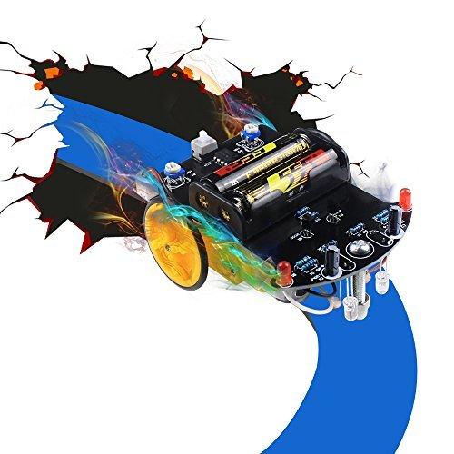 Jun_Electron Kit de componentes eléctricos para soldador de coche con tutorial de vídeo: Amazon.es: Informática
