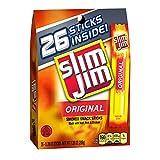 how to make chicken jerky - Slim Jim Smoked Meat Sticks, Original.28 Oz, 26-Count