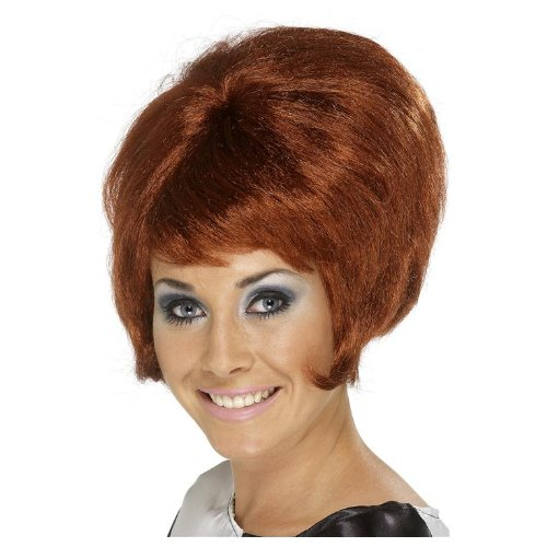 60's Beehive Wig Costume Accessory (Beehive Costume Wig)