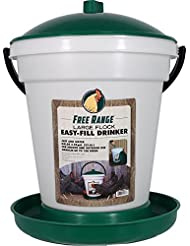 Harris Farms EZ Fill Poultry Drinker, 6.25 Gallon