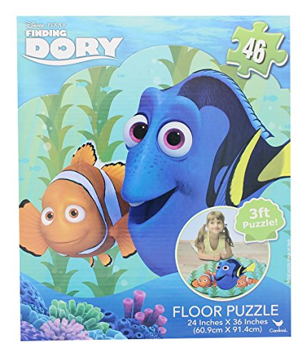 Disney Pixar Finding Dory Floor Puzzle 46 Pieces 3 Ft