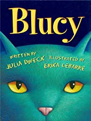 Blucy: The Blue Cat