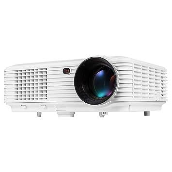 Inson Proyector de Video Full HD Proyector HDMI de Alto Brillo LED ...