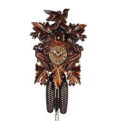 Adolf Herr Cuckoo Clock - The Traditional Cuckoo Bird