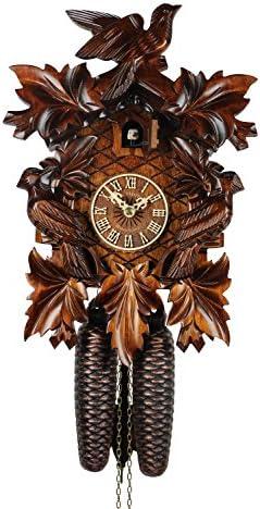 Adolf Herr Cuckoo Clock – The Cuckoo Birds AH 322 1 8T