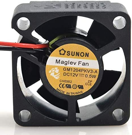 FOR SUNON builds 4CM 4020 12V 0.5W GM1204PKV3-A 2 line cooling fan
