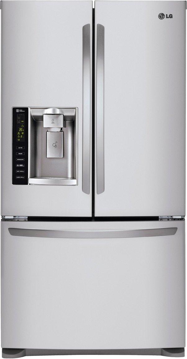 Amazon Lg Lfx25974st 36 Freestanding French Door Refrigerator