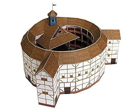 "Paul`s Cathedral 40.5 cm long 16/"" architecture model NiXiM 3D puzzle St"