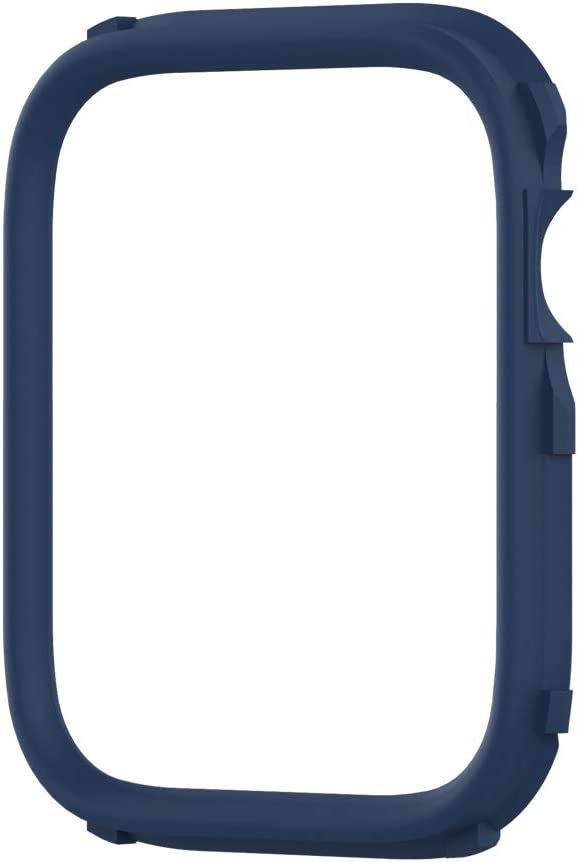 Extra Rim RhinoShield Apple Watch SE 44mm serie 6 5 4 azul