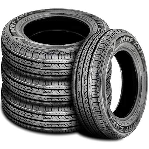 Set of 4 (FOUR) MRF ZVTV Touring All Season Radial Tires-185/65R15 88S