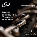Mozart: Serenade No.10 Gran Partita's