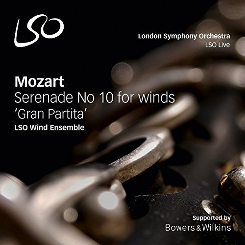 Mozart: Serenade No. 10 for Winds ''Gran Partit''