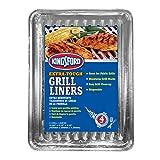 Trinidad Benham 6129994100 Kingsford Extra Tough Grill Liner (4 Pack), 16' x 11.75' x 0.88'