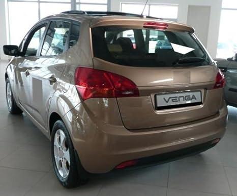 vertiefte Ladefläche Kofferraumwanne für Kia Venga Minivan Kombi 5-türer 2009