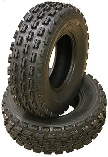 4 WANDA Sport ATV Tires 22x7-10 Front 22x10-10 Rear 4PR by Wanda (Image #1)