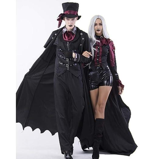 Shishiboss Disfraz de Halloween para Adulto, Juego de Earl ...
