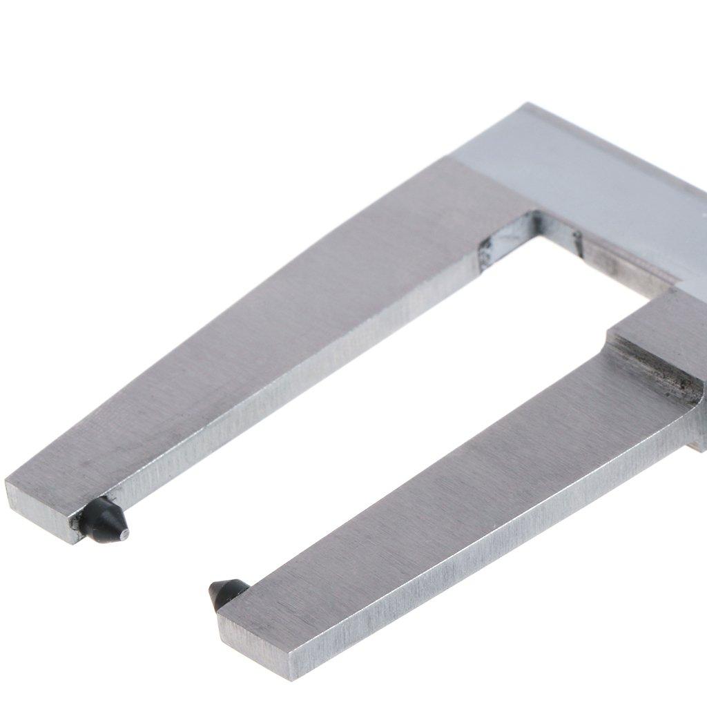 Edelstahl Messschieber f/ür Bremsscheiben Messwerkzeuge 0-60 mm