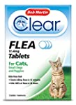 Bob Martin Flea Tablets for Cats and...