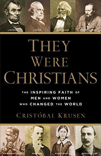 Amazon they were christians the inspiring faith of men and they were christians the inspiring faith of men and women who changed the world by fandeluxe Epub