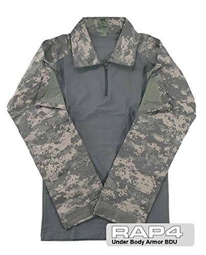 Acu Body Armor - Under Vests And Body Armor BDU (ACU) Extra Large Paintball Equipment