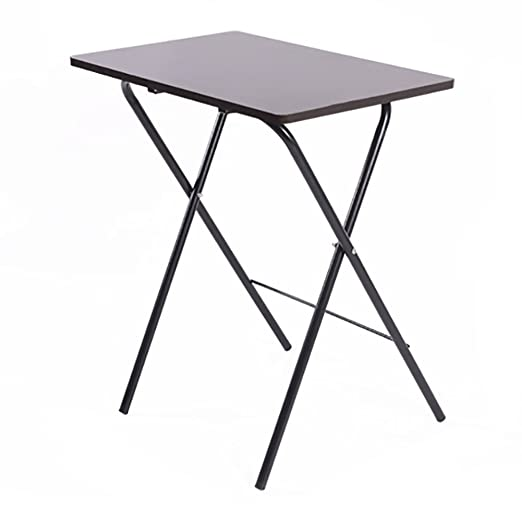 Mesa plegable LXF Escritorio Plegable Simple Mesa De Comedor con ...