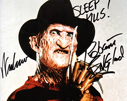 FREDDY KRUEGER - Reprint 8x10 inch Photograph - A NIGHTMARE ON ELM STREET ST HORROR LEGEND MOVIE FILM icon