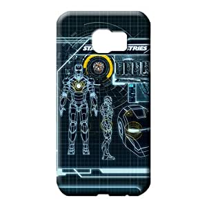 samsung galaxy s6 edge Nice Super Strong Cases Covers Protector For phone phone cover skin stark industries lock screen