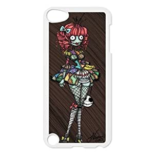 iPod Touch 5 Phone Case White The Nightmare Before Christmas BFG107699