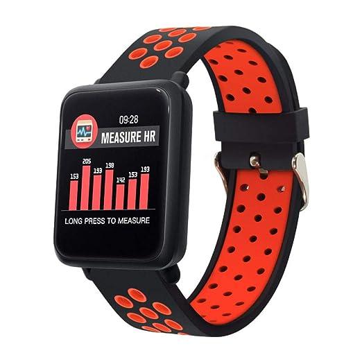 Relojes Inteligentes Smart Reloj Hombres Ip68 Agua De Actividad ...