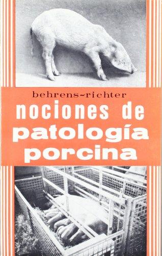Descargar Libro Nociones De Patología Porcina Heinrich ... [et Al.] Behrens