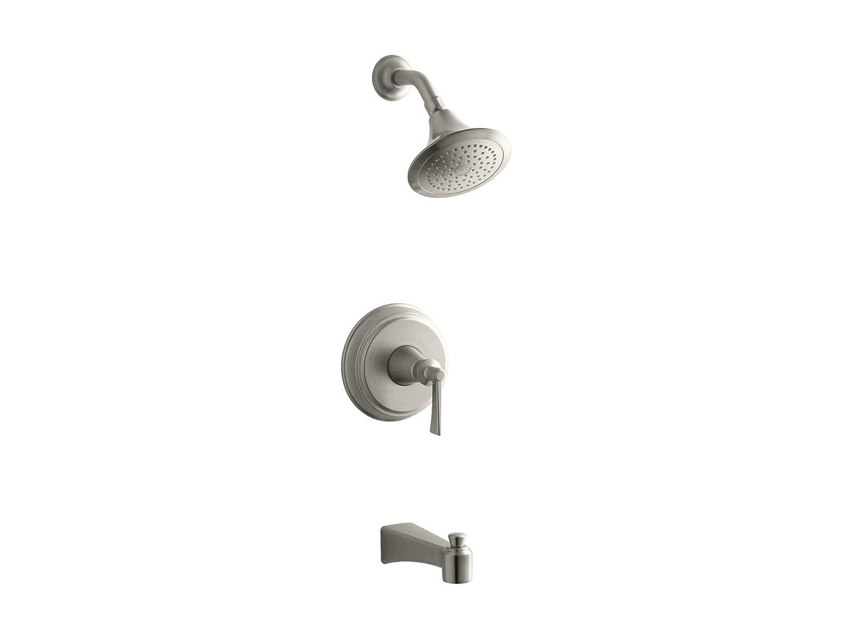 Kohler Ts11077 4 Bn Archerr Rite Tempr Bath And Shower Valve