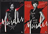 How To Get Away With Murder Starter Bundle (Season 1 and 2)
