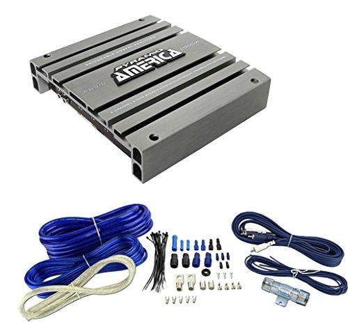 PYRAMID PB918 2000W 2 Channel Car Audio Amplifier Bridge +