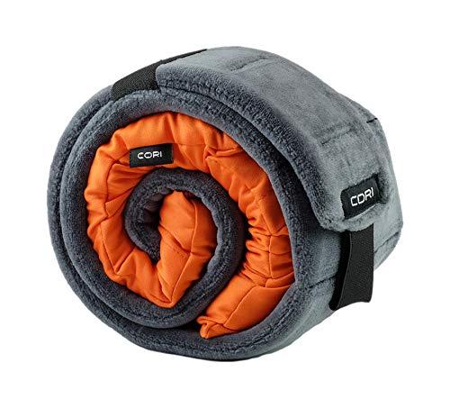 CORI Travel Pillow-Customizable Memory Foam