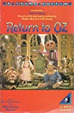 Return to Oz: Junior Novelisation (Young Puffin Books)