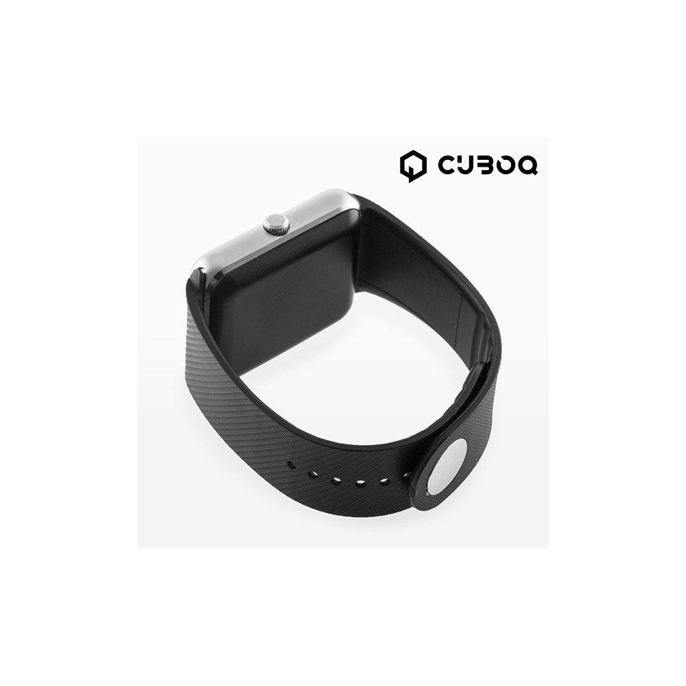Smartwatch CuboQ Titanium: Amazon.es: Deportes y aire libre