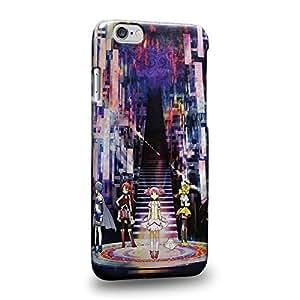 "The most popular Puella Magi Madoka Magica Madoka, Homura, Sayaka, Mami, Kyoko & Kyubey Protective Snap-on Hard Back Case Cover for Apple iphone 5s"""